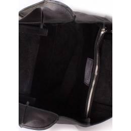 Кожаная сумка POOLPARTY BigSoho Back