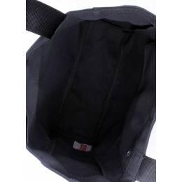 Коттоновая сумка POOLPARTY Homme Black