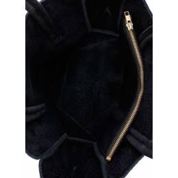 Кожаная сумка POOLPARTY Soho Black