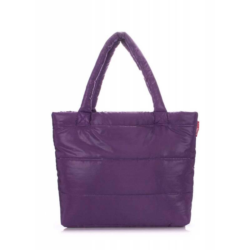 Дутая сумка POOLPARTY pp4 Violet