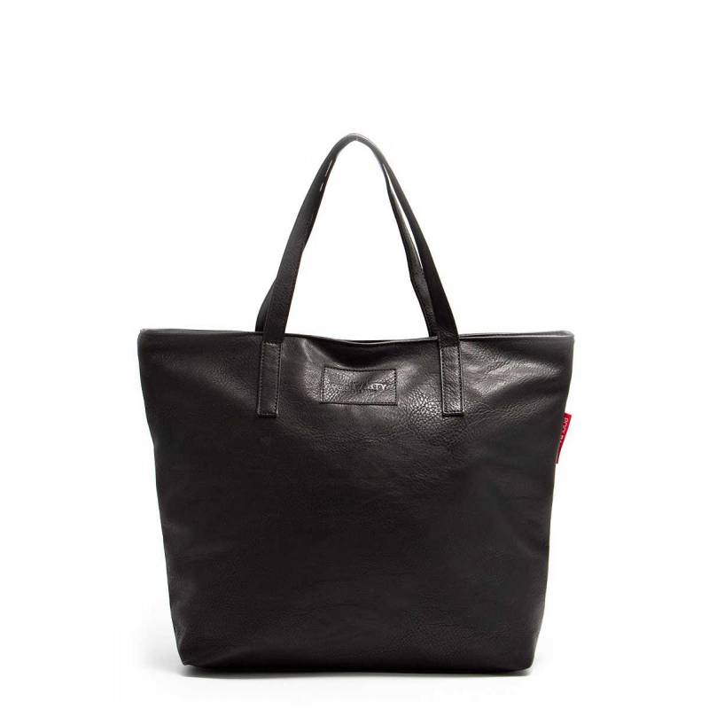 Женская кожзам сумка pool88 Black PU