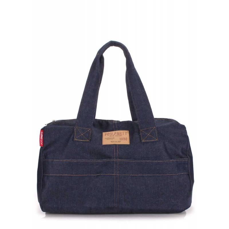 Джинсовая сумка POOLPARTY Sidewalk Jeans
