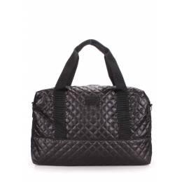 Стеганая сумка POOLPARTY Swag Black