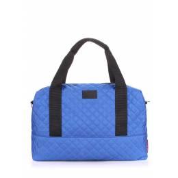 Стеганая сумка POOLPARTY Swag Brightblue