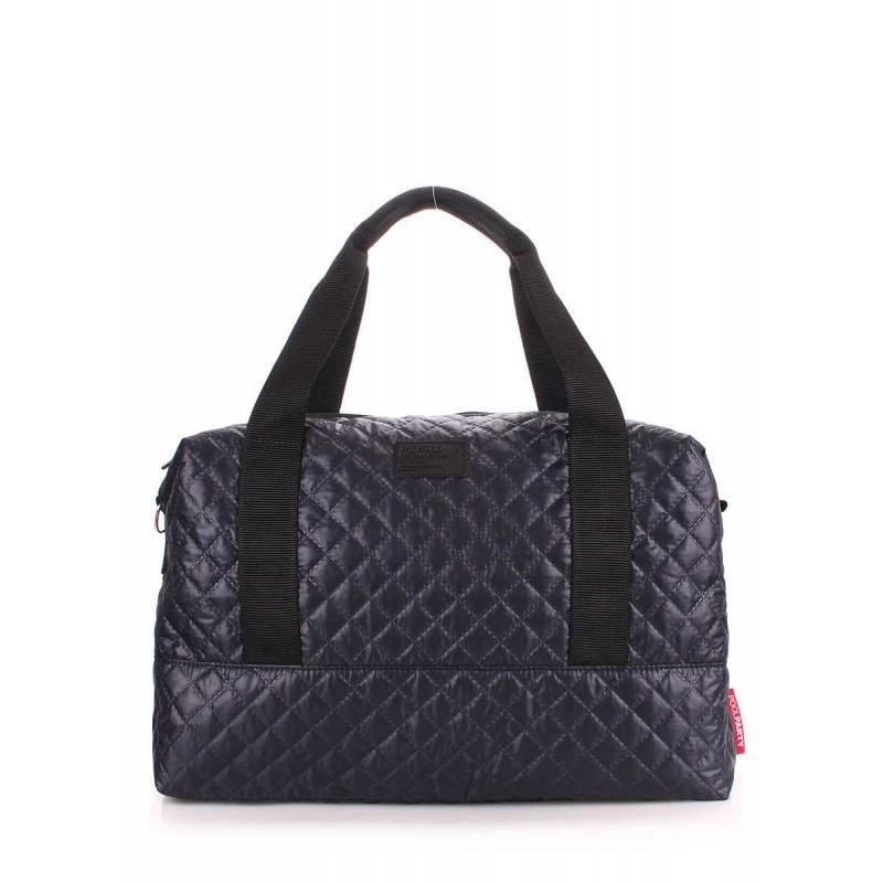 Стеганая сумка POOLPARTY Swag Darkblue