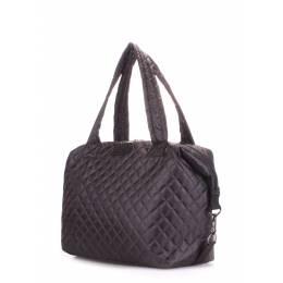Стеганая сумка POOLPARTY Tokyo Black